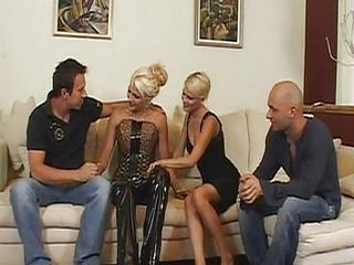 Blonde Groupsex Hardcore Latex MILF Pornstar