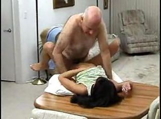 Amateur Brunette Old and Young Teen