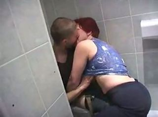 Amateur Chubby Kissing Mature Mom Toilet