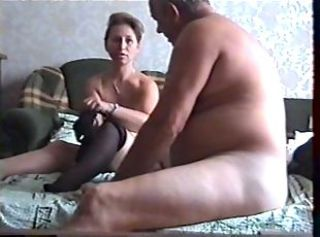 MILF Old and Young Stockings Voyeur