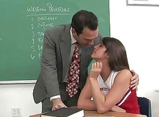 Amazing Hardcore Kissing School Student Teen
