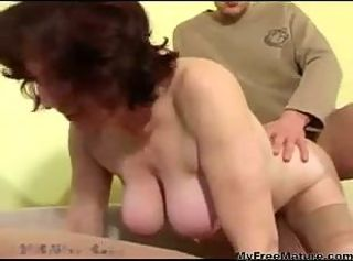 Amateur Big Tits Doggystyle Mature