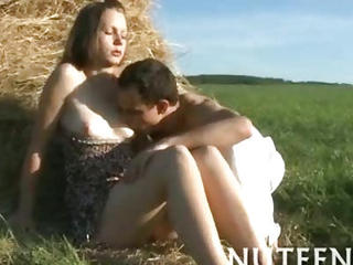 Cute Farm Outdoor Teen