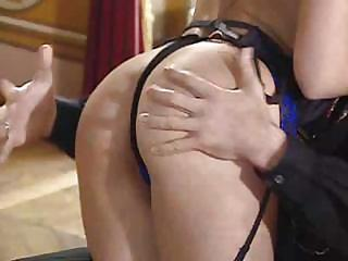 Natural Brunette Nailed By Her Boss