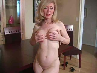Mature MILF Pornstar Shaved