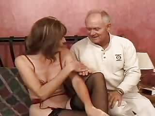 Horny Hairy Milf Enjoys A Good Mature Fuck