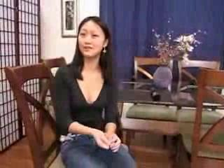 Asian Chinese First Time Teen