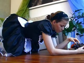 Maid Teen Uniform