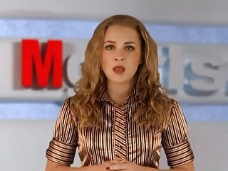 Russian Moskow girl TV Jana