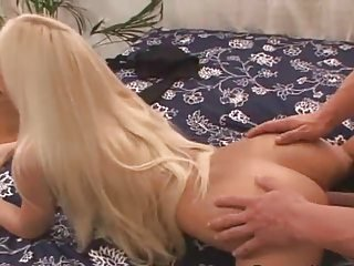 Amazing Ass Blonde Doggystyle Long hair Teen