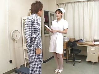 Asian Babe Japanese Nurse Uniform