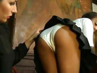 :- punished by my headmistress at a british school-:ukmike