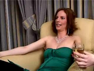 British Drunk European MILF