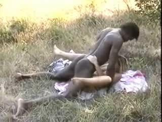 Cuckold Hardcore Interracial Outdoor