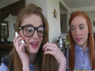 Amazing Glasses Pornstar Teen