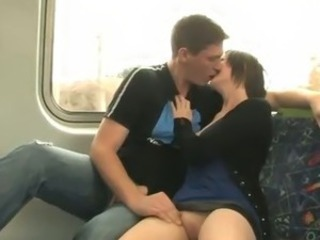 Amateur Kissing Public Teen
