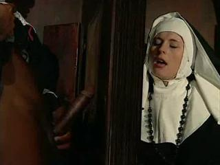 Nun is horny for deep anal sex Sex Tubes