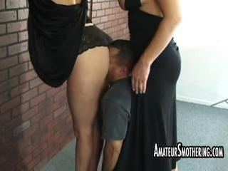 Selection of amazing movs from Amateur Smothering inside BDSM X-rated niche Sex Tubes