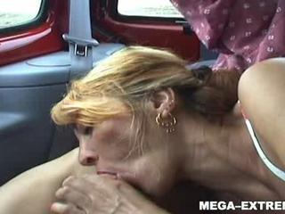 Hot Blonde Milf Gives Head In Driving Car Sex Tubes