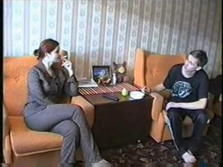 Amateur Homemade Sister Smoking Teen