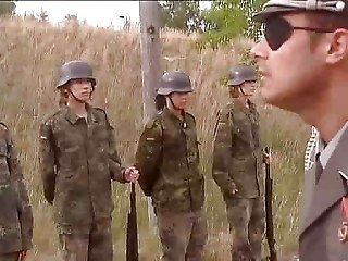 Army Outdoor Teen Uniform