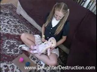 Pigtail Skirt Teen