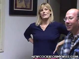 Amateur Cuckold Mature Older Wife