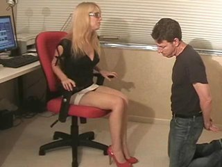 Meeting Ballbusting