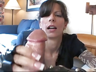 BAD ASS BITCH CRAZY-WIFE STACEY SPIT HARD HANDJOB Stream Movie