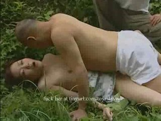 Asian Chinese Gangbang Outdoor Teen