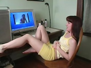 Legs Teen Webcam