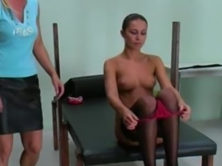 Nude spanking clips