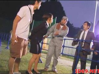 Asian Groupsex Japanese Orgy Outdoor