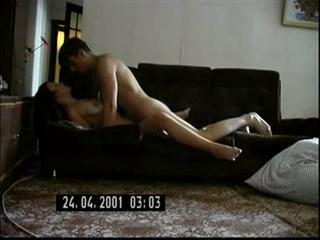 Homemade Video Of Couple Fucking Doggy Style And On The Floor
