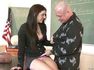 Bewitching Kodi Gamble having wild sex..