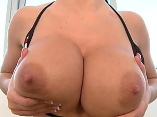 Rebeca Linares Gets her Pussy Eaten and a Rimjob while she Sucks Cock