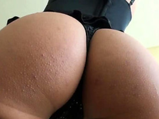 Big Ass Latina Gets a Big Facial after Sucking and Fucking In POV Vid