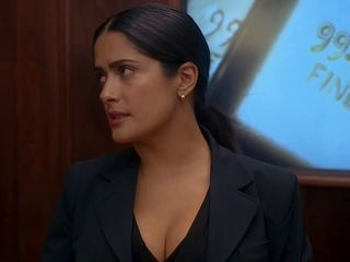 Salma Hayek. Ugly Betty mix....
