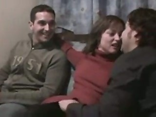 Amateur Cuckold Threesome Wife