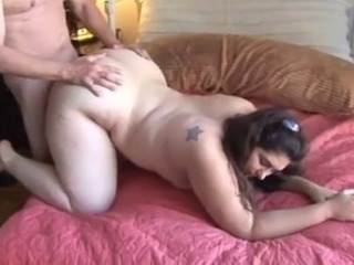 Amateur Arab BBW Doggystyle Teen