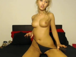 Euro Blonde Pigeon-holing Hard HD
