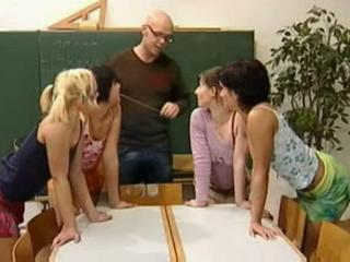 Groupsex School Teacher Teen