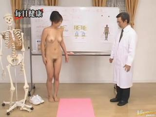 Asian Chinese Doctor Teen