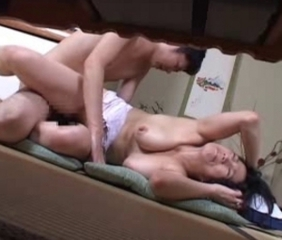 Asian Hardcore Japanese Mature Old and Young SaggyTits