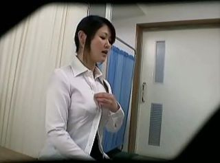 Asian Doctor  Teen Voyeur