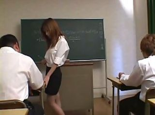 sexy teacher 1-yui sarina-by PACKMANS