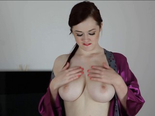 Big Tits British Cute European MILF Natural