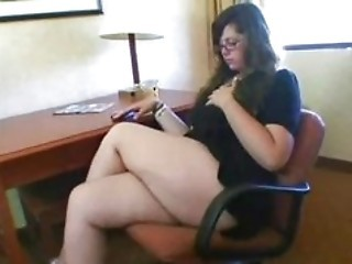 Amateur BBW Brille Teen