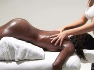 Ebony Massage Oiled
