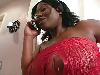 BBW Big Tits Ebony MILF Natural